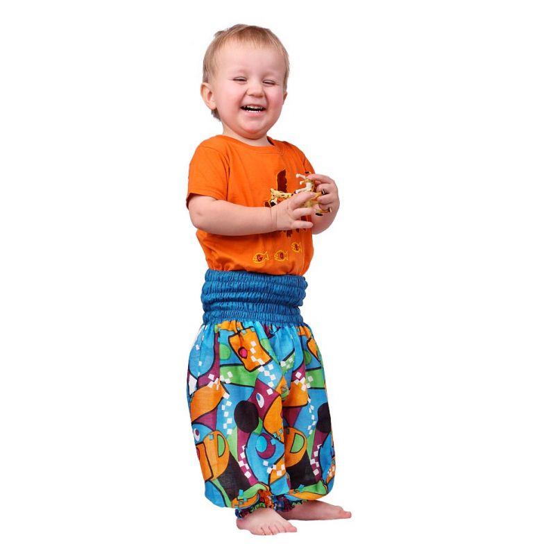Dětské kalhoty Paradise Maze