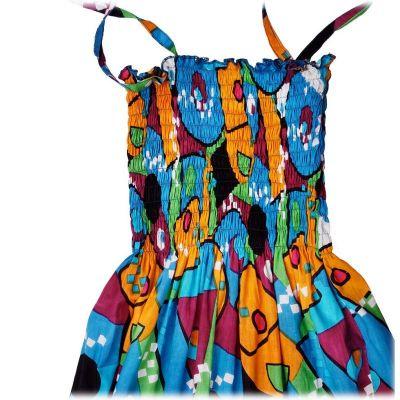 Dětské šaty Mawar Maze