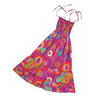 Dětské šaty Mawar Pink