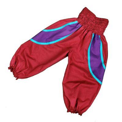 Dětské kalhoty Atau Merah