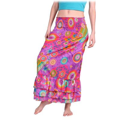 Letní šaty Pink Mawar