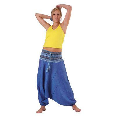 Kalhoty Perempat Biru