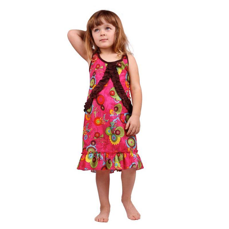 Dětské šaty Choli Lila