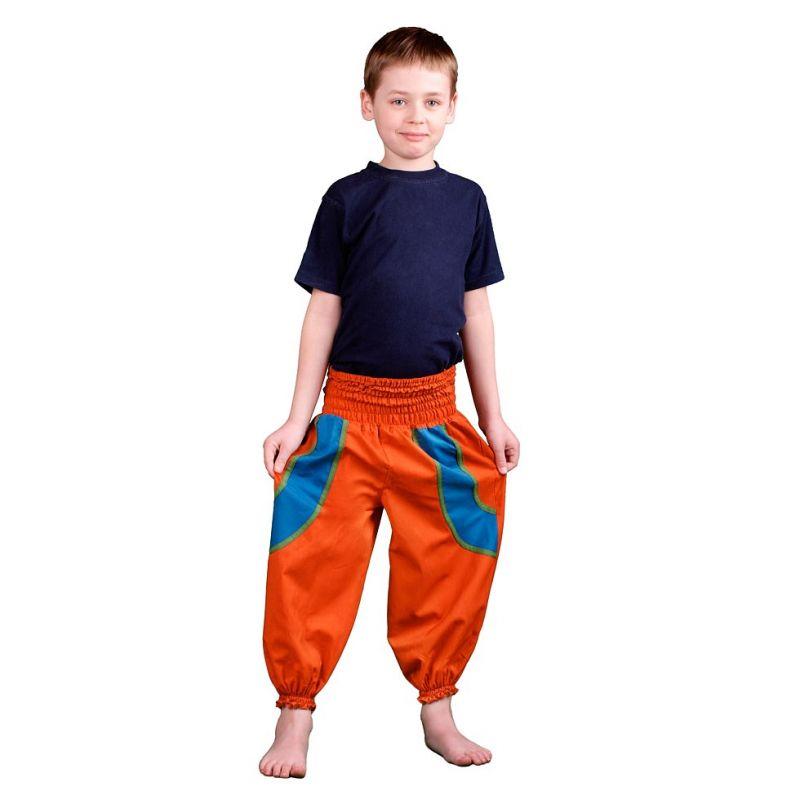 Dětské kalhoty Atau Jeruk