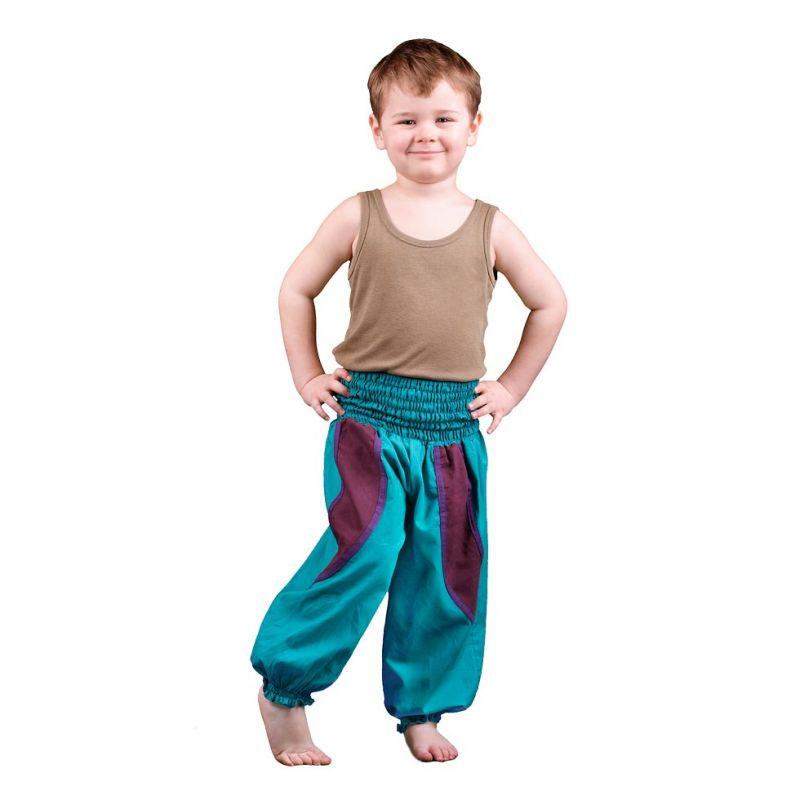 Dětské kalhoty Atau Pirus