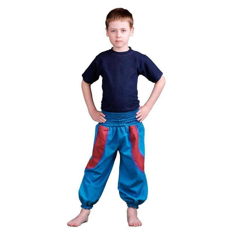Dětské kalhoty Atau Biru