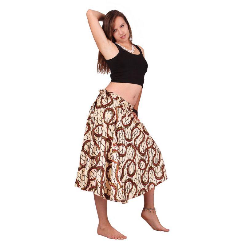 Zavinovací sukně Dewa Pagru