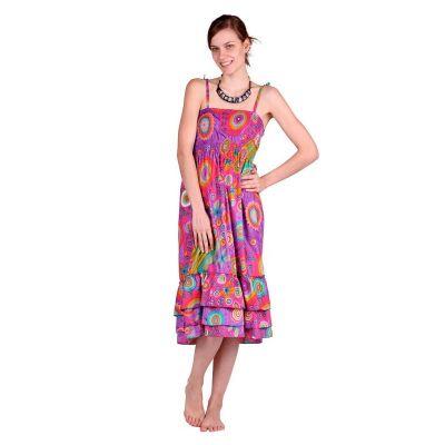 Šaty Pink Mawar