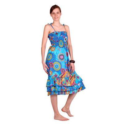 Šaty Turquoise Mawar