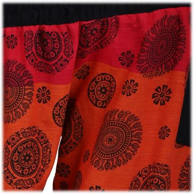 Kalhoty Patan Jingga