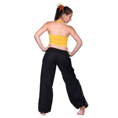 Kalhoty Sulaman Hitam