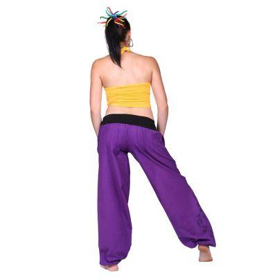 Kalhoty Sulaman Ungu