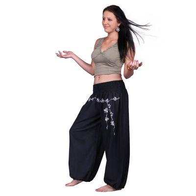 Kalhoty Sabuk Hitam