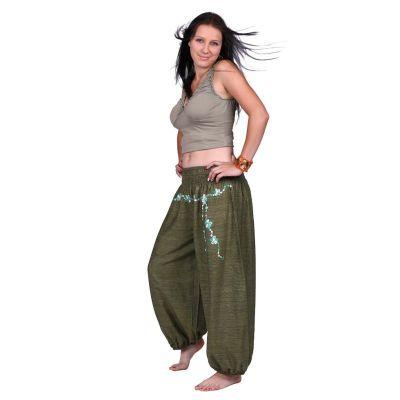 Kalhoty Sabuk Hijau