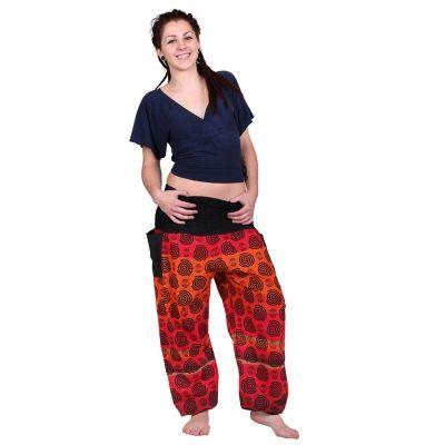 Kalhoty Patan Rubah