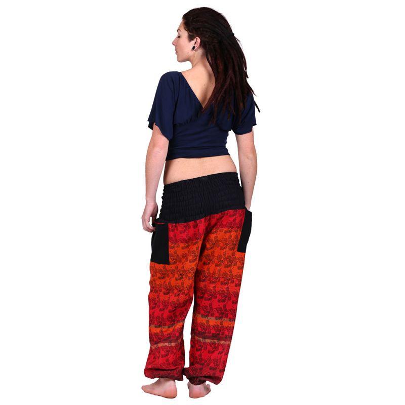 Kalhoty Patan Akan