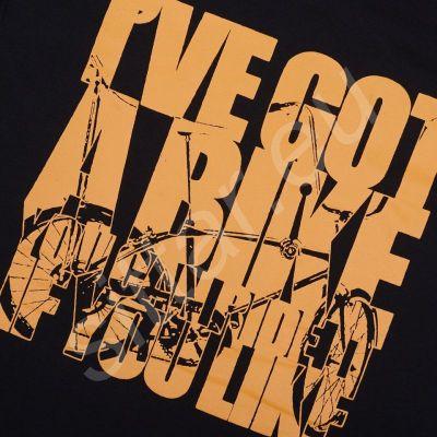Tričko Bike