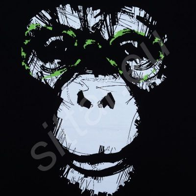 Tričko Vzdělaná opice