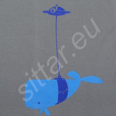 Tričko Únos velryby