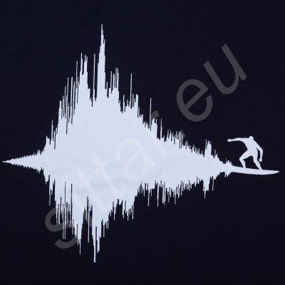 Tričko Soundsurfer