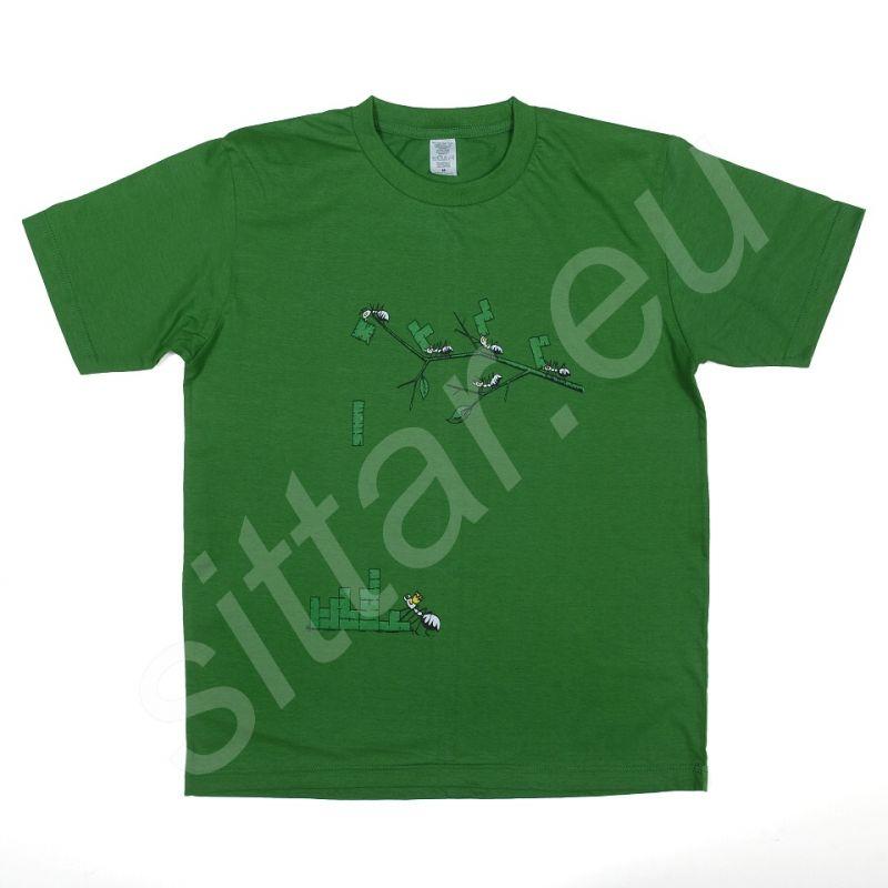 Tričko Stavba mraveniště