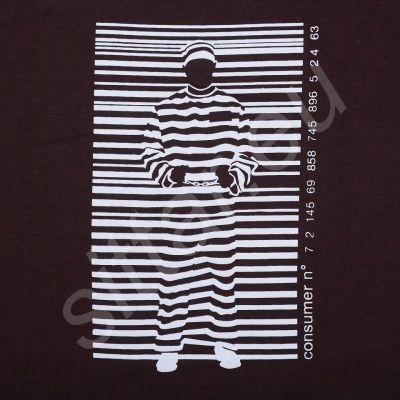 Tričko Vězeň spotřeby