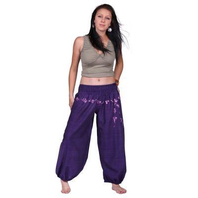 Kalhoty Sabuk Ungu