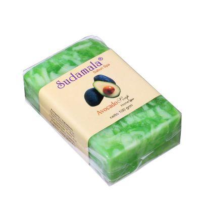 Mýdlo Sudamala Avocado