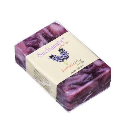 Mýdlo Sudamala Lavender