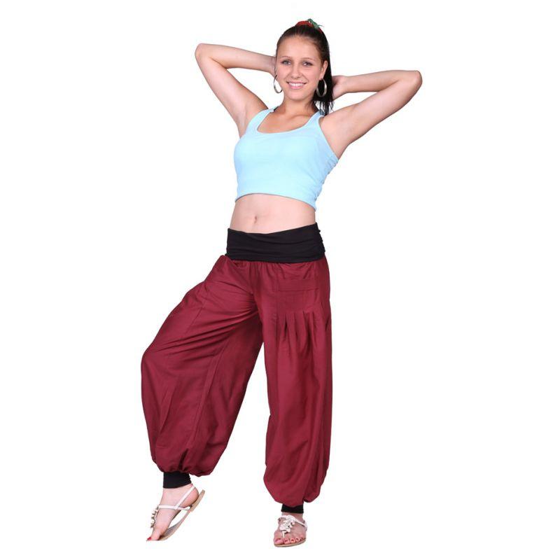 Kalhoty Daura Merah