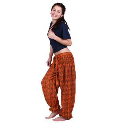 Kalhoty Gisan Jingga