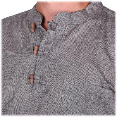 Kurta Pendek Fulmar - pánská košile s krátkým rukávem Nepal