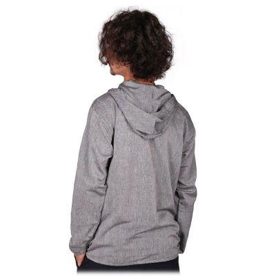 Kurta Ganet Glaum - pánská košile s dlouhým rukávem Nepal