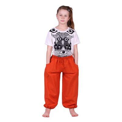 Dětské kalhoty Biasa Rubah