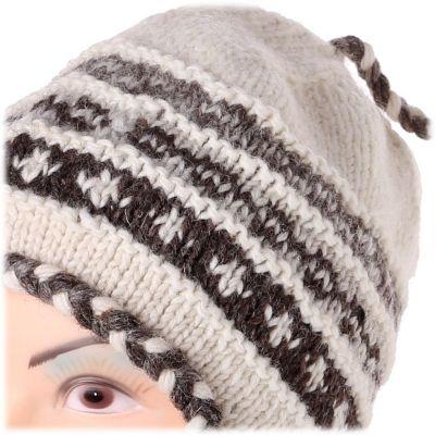 Vlněná čepice Annapurna Snow