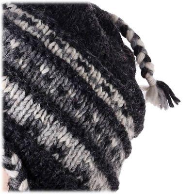 Vlněná čepice Annapurna Black