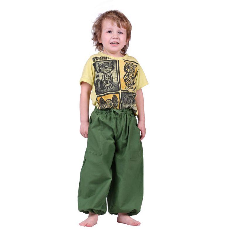 Dětské kalhoty Biasa Hutan