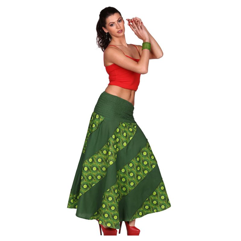 Dlouhá sukně Hawa Semak