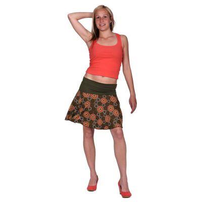 Sukně Lutut Hutan