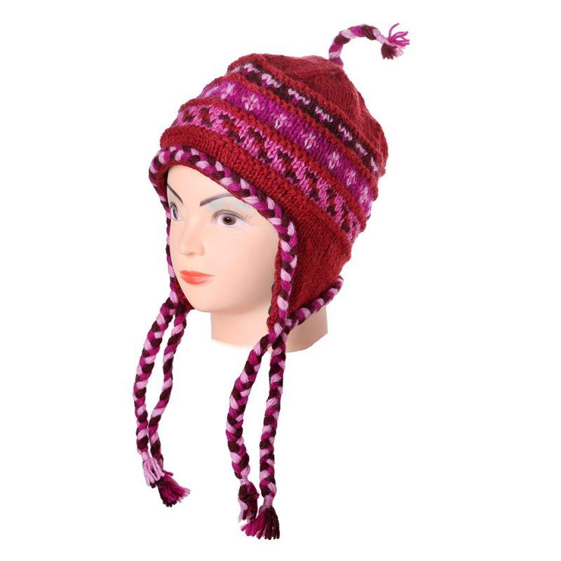 Vlněná čepice Annapurna Roja
