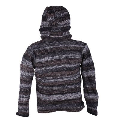 Vlněný svetr Halebow Height Nepal