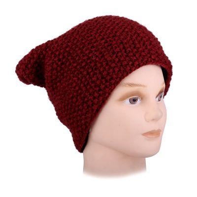 Vlněná čepice Istri Red