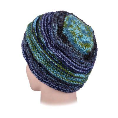 Vlněná čepice Sawah Pirus