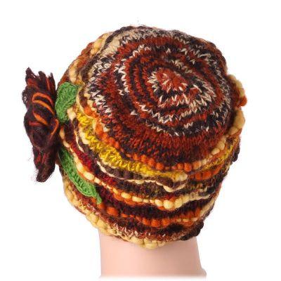 Vlněná čepice Indah Matahari