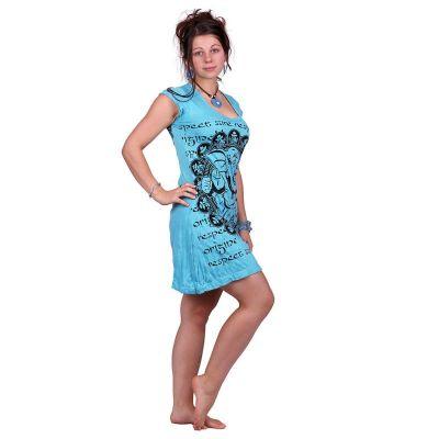 Šaty (tunika) Sure Ganesh Blue