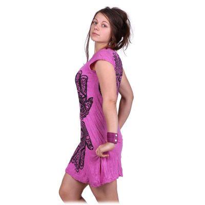 Šaty (tunika) Sure Hamsa Pink