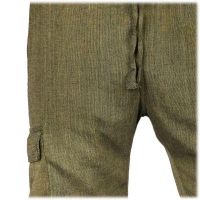 Pánské bavlněné kalhoty Saku Hijau Nepal
