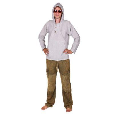 Pánské bavlněné kalhoty Kirtipur Dril Nepal