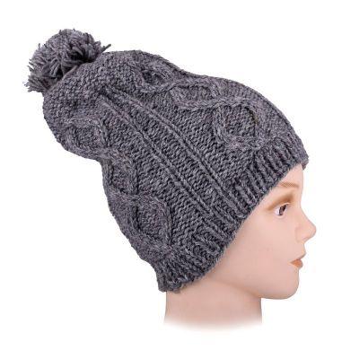 Čepice Lembar Grey