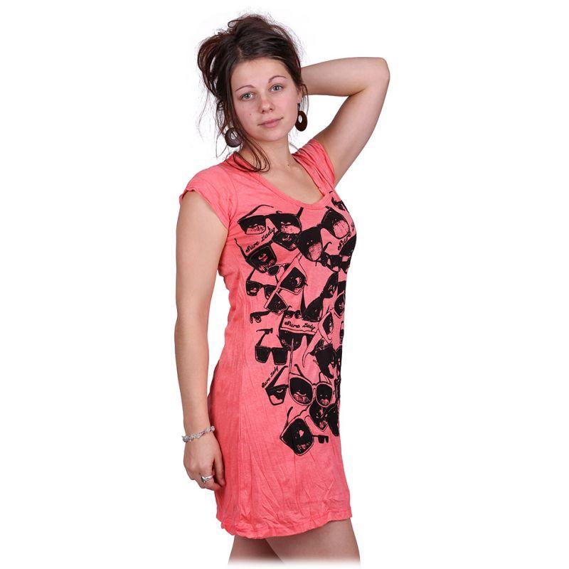 Šaty (tunika) Sure Sunglasses Pink